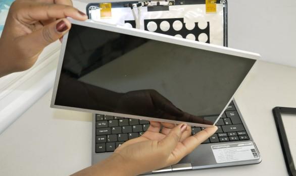 Notebook Ekran Değişimi